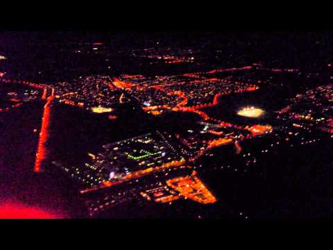 Amsterdam area , minutes before landing , Easyjet Belfast - Amsterdam Airbus A319