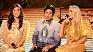 "Anna Rabtsun and Natalia Moon ""BUKO"" - Eat Bulaga"