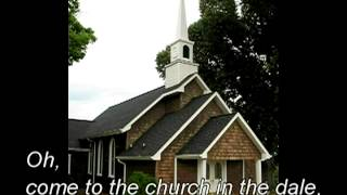 "Hymn ""Church In The Wildwood"" by Gospel Harmonica. Lyrics added."