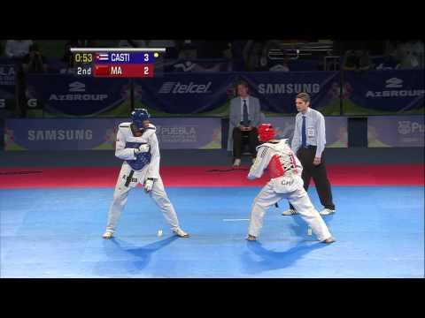 2013 Wtf World Taekwondo Championships Final | Male -87kg video