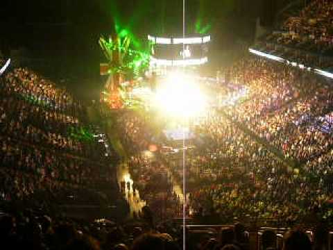 Wwe Rey Mysterio Entrance O2 Arena London Live video