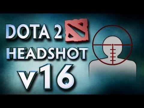 Dota 2 Headshot v16.0