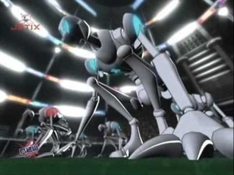 Galactik Football Soundtrack: Track 9 - The Technodroids video