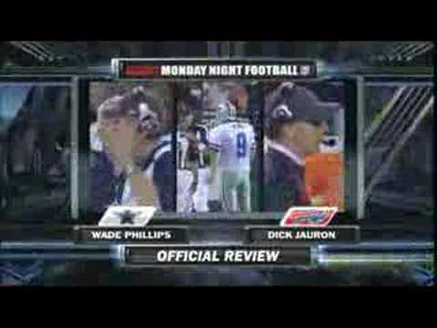 Dallas Cowboys vs the Buffulo Bills