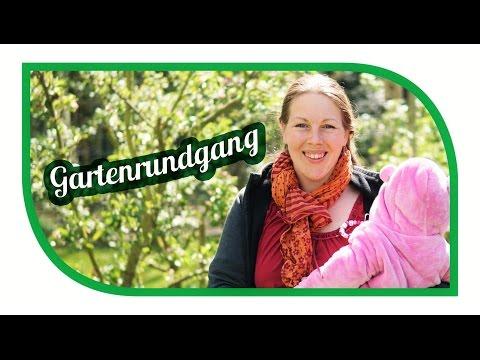 Garten im April | Mischkultur im Gemüsegarten | Gartenrundgang