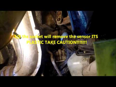Grand caravan/ town & country transmission control solenoid pack replacment