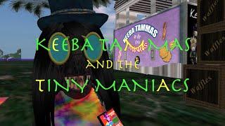 Wootstock 2015 Too -  Keeba Tammas and the Tiny Maniacs