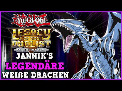 JK's BLUE-EYES DECK! Bo3 Battle 🐲 | 💳 Yu-Gi-Oh! Legacy of the Duelist 💳 Stream Highlights