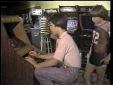 VIDEO FEVER - Games People Play from ABC news LA about arcade video games recorded in 1982