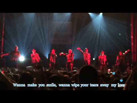 Never Let You Go (English Ver) - GENERATIONS FROM EXILE TRIBE