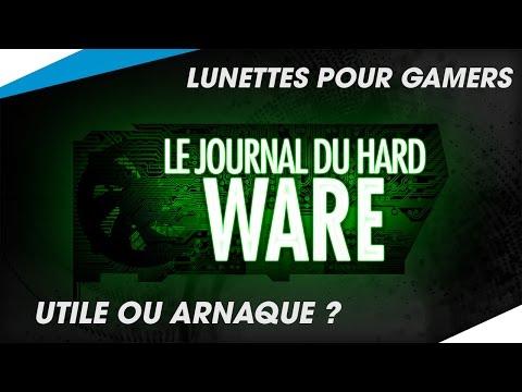[Les lunettes pour gamers, utile ou arnaque ?] - Le Journal Du Hardware