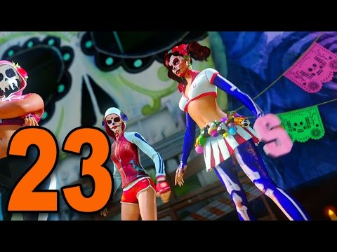 Sunset Overdrive - Part 23 - Sexy Cheerleaders (Let's Play / Walkthrough / Gameplay)