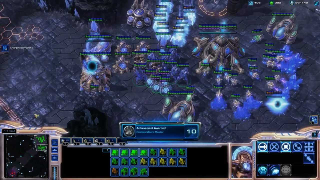 Starcraft 2 Protos Tutorial by Apollo