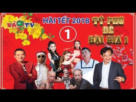 Hài Tết 2018 | Tỷ Phú đè Đại Gia - Tập 1 | Phim Hài Tết Mới Nhất 2018 - Chiến Thắng, Quang Tèo thumbnail