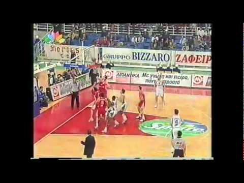 Dominique Wilkins ♣ Panathinaikos - Olympiakos 85-72