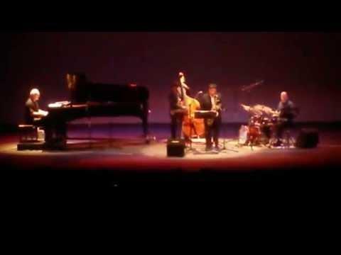 Justo Almario en festival del jazz en san luis potosí