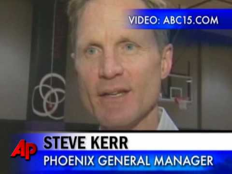 Phoenix Suns Jump Into Immigration Debate Video