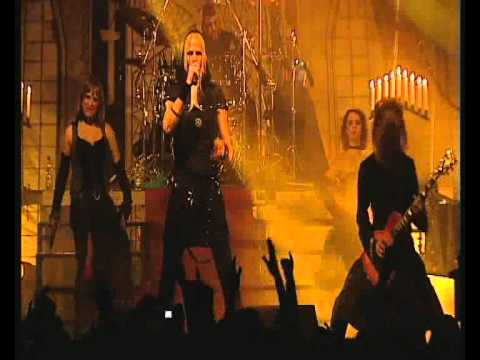 Therion - To Mega Therion Live Version Modified