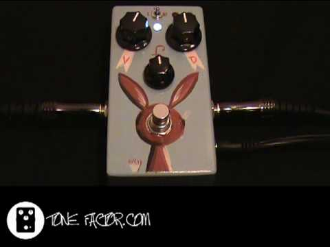 ToneFactor.com - Freakshow effects Brown Rabbit. Freakshow has taken the ...