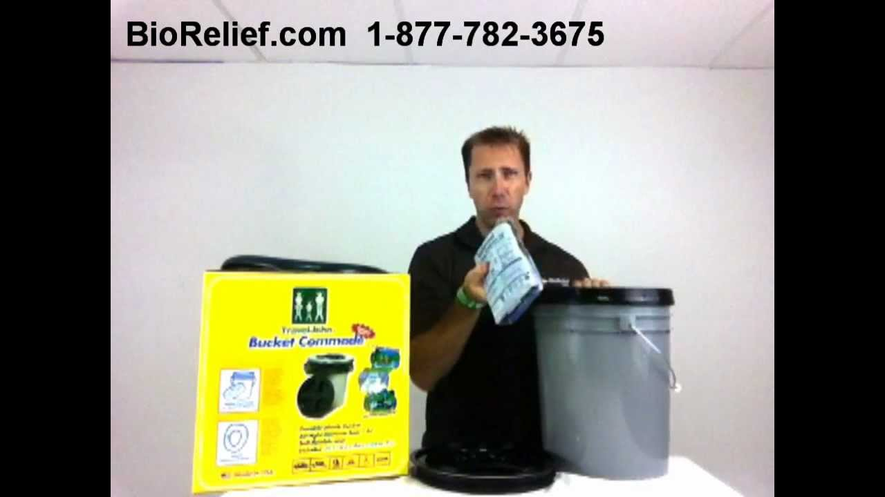 How To Make Portable Toilet