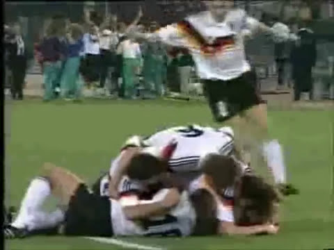 Italia 1990 Final: Argentina (vs) Alemania