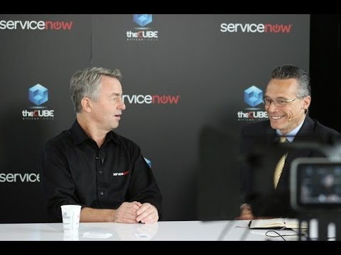 Fred Luddy - ServiceNow Knowledge 2014 - TheCUBE