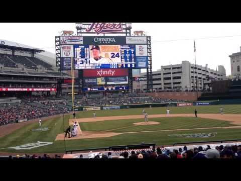 Miguel Cabrera's 3-Run Home Run vs. Toronto Blue Jays