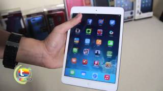 TechUp : รีวิว iPad mini with Retina Display by @JakTechUp