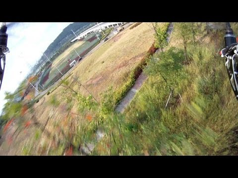 OFM Jumper 600 Aggressive Fast FPV Flight