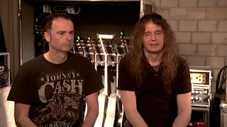 BLIND GUARDIAN - Live Beyond The Spheres: Live Album (interview)