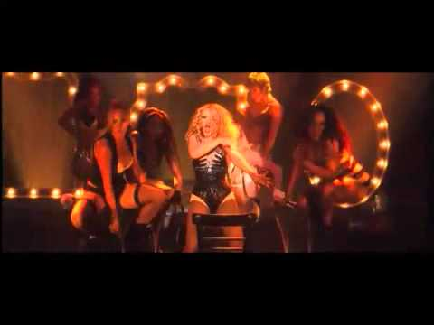 Christina Aguilera Express (burlesque) Full Video video