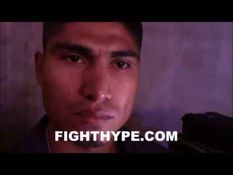 MIKEY GARCIA GIVES AN UPDATE ON CONTRACT DISPUTE WITH TOP RANK I HOPE 2015 CAN BE A BETTER YEAR