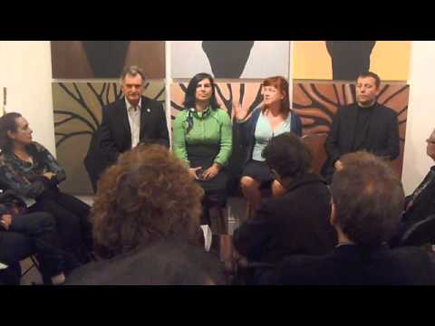 Ways Of Seeing: panel discussion PART ONE