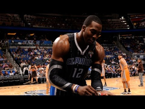 Dwight Howard's Top 10 Defensive Plays of the 2011-2012 NBA Season