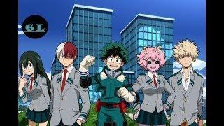 My Hero Academia Character Theme Songs Part 1 (UA Students)