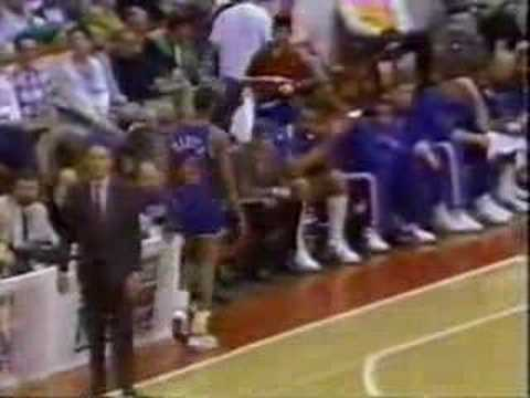 Bulls vs. Cavs 1988 game 2 (3/...)