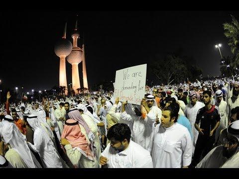 Kuwait's demand for democracy