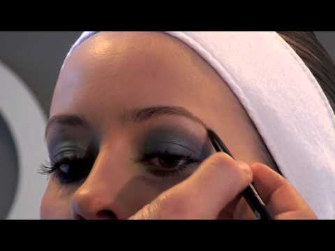 How to apply an eyebrow pencil (LOOkX)