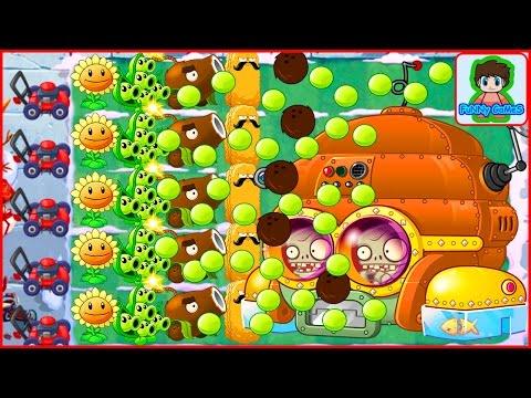 Игра Зомби против Растений 2 от Фаника Plants vs zombies 2 (45)
