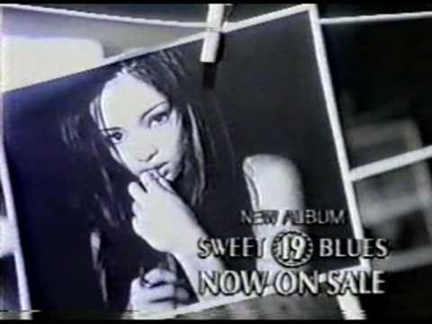 [TV-CM] 安室奈美恵 - SWEET 19 BLUES NOW ON SALE