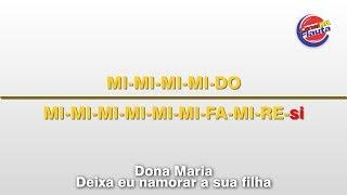 download musica Dona Maria-Thiago Brava Part Jorge FLAUTA DOCE COM NOTAS