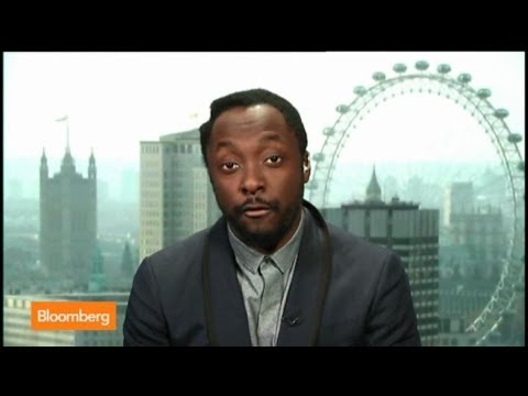 Will.I.Am: I Make My Music on Apple Products