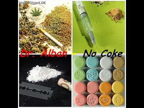 Dr.alban - No Cocaine Full Lyrics video