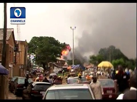 Jos Bomb Attack: Two Explosions In Central Area Of Jos Leave 46 Dead