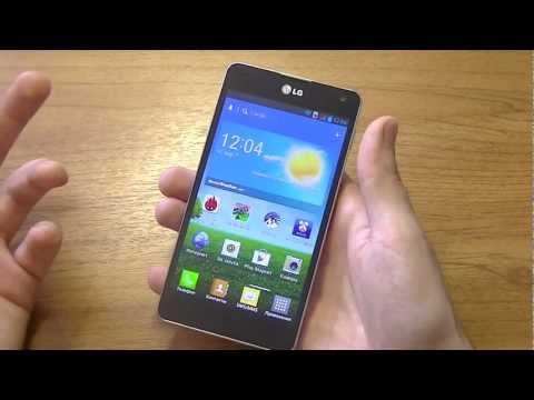 LG Optimus G.  