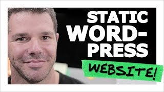 """How To Create A Website (Not A Blog) With WordPress"" by Geoff Blake, TenTonOnline.com"