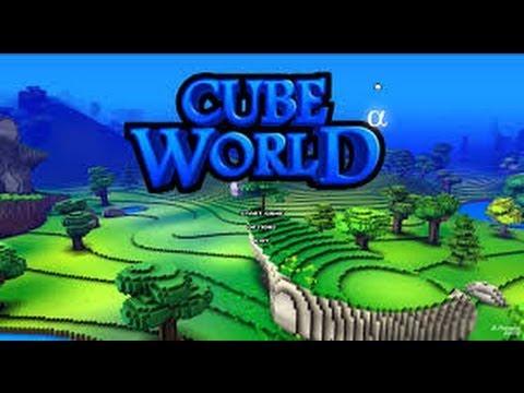 Jak Pobrać Cube World ? Za Darmo Pełna Wersja