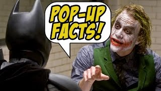 Pop-Up Movie Facts: Christopher Nolan's The Dark Knight
