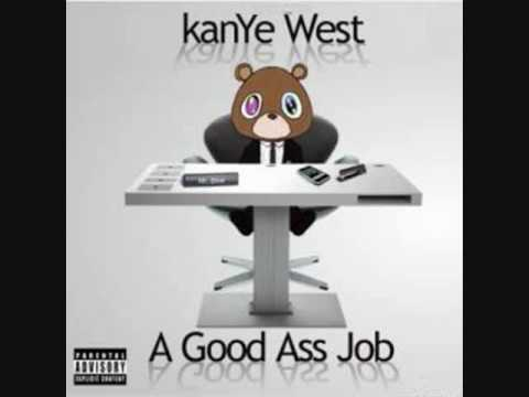 Kanye West- Love You 2010 Good Ass Job video