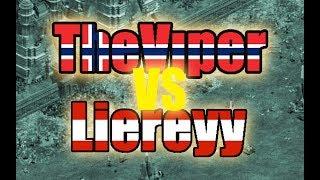 THEVIPER vs LIEREYY - POR 200 U$D - EL MEJOR DEL MUNDO AGE OF EMPIRES 2